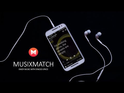 Musixmatch - The Best Lyrics Music Player 📱🎧🎶🎼 🆓