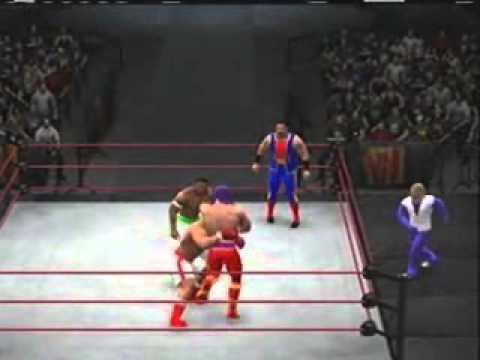 STCW Championship Battle Royal Part 1