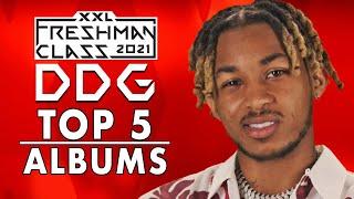 DDG's Top Five Favorite Albums