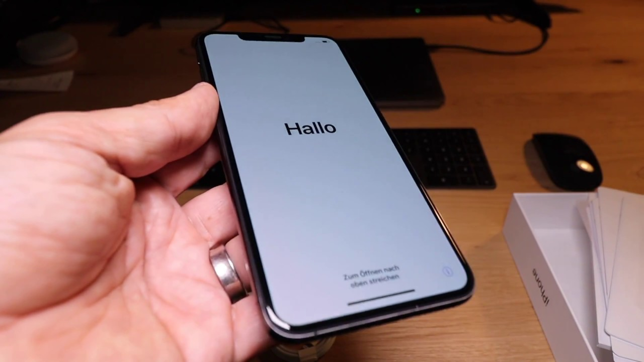 Iphone Xs X Space Grey