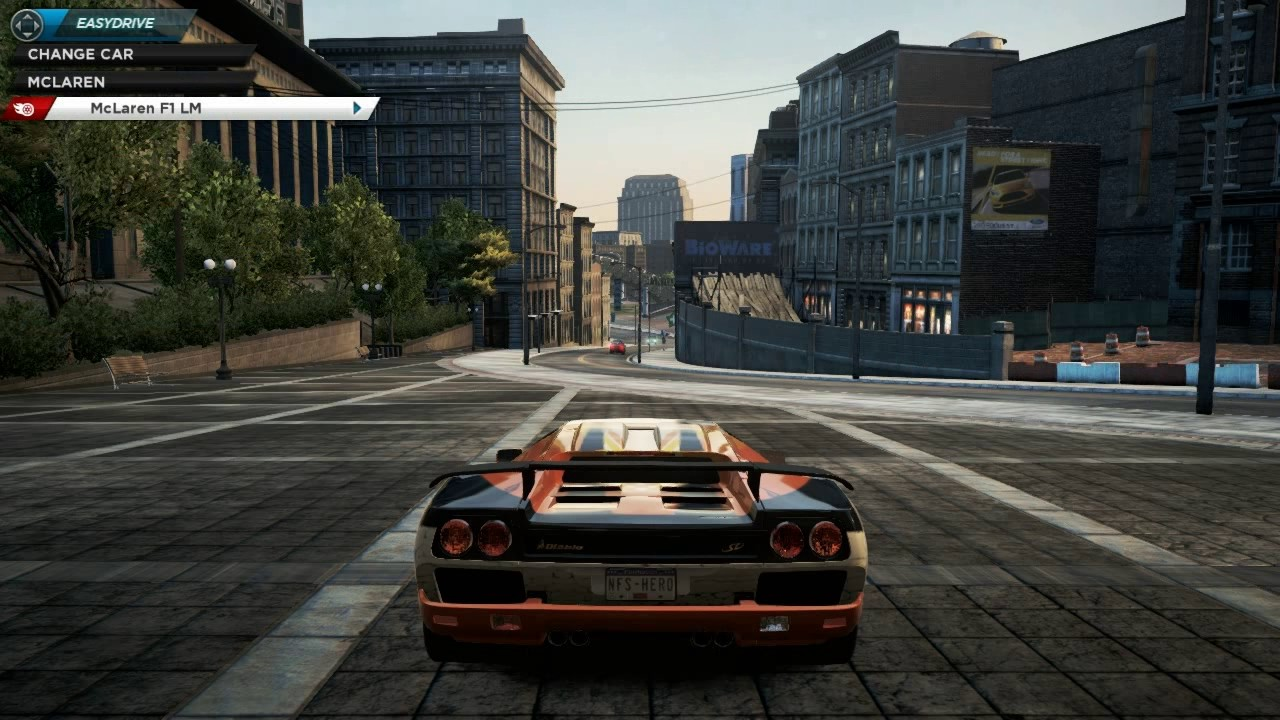Need for speed: most wanted, resolution changer and camera hack.