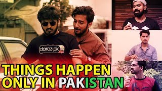 Things Happen Only In Pakistan | Karachi Vynz Official