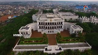 Falaknuma Palace Hyderabad Amazing View