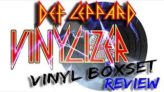 DEF LEPPARD Vinyl Boxset Vol 1 (Review)