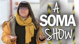 A Soma Show vendége Ráskó Eszter a Dumaszínház humoristája. Hölgyek...