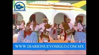 OAXACA NUEVO SIGLO TV PRESENTACION DEL TRAJE MUSICA Y BAILE DE NOCHIXTLAN