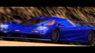 NFS HP2 - McLaren F1 LM on Palm City Island - HD (PS3)