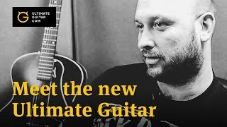 ULTIMATE GUITAR VIDEO BLOG /// The Latest Updates