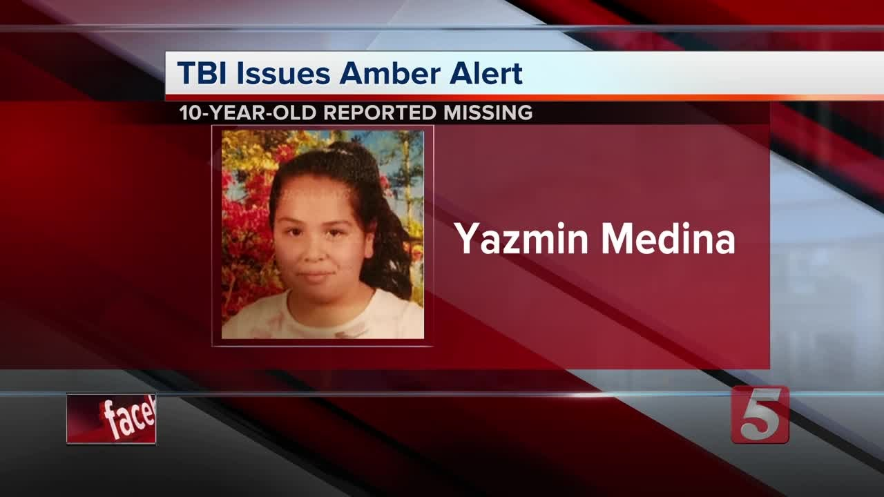 Amber Alert issued for missing Ohio 10-year-old