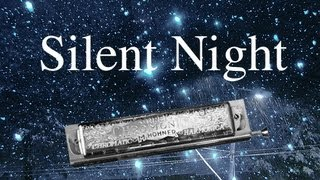 Silent Night - Harmonica Quartet by K H Lee