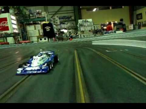 Slot Car 1 24 Racing Paradise Machida Tyrrell P34