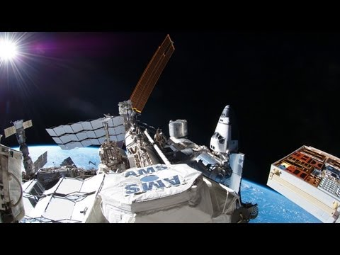 nasa space lab crash to earth -#main