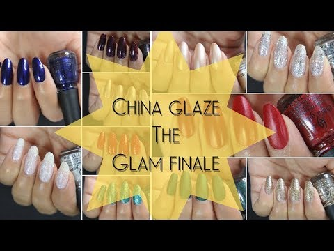 China Glaze the Glam Finale
