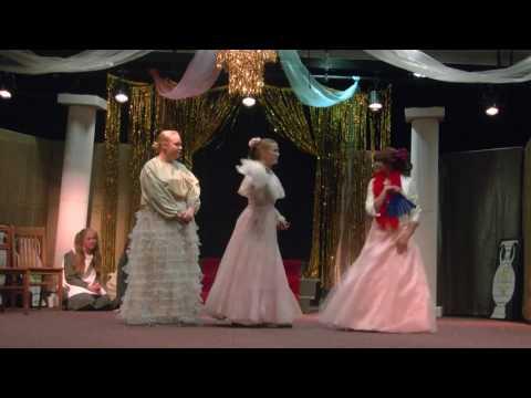 Burlington High School Wyoming Cinderella Musical 5.6.17