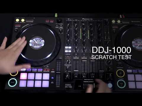DDJ 1000  SCRATCH GOOD OR BAD BY DJ-NUTTY PIONEER DJ THAILAND
