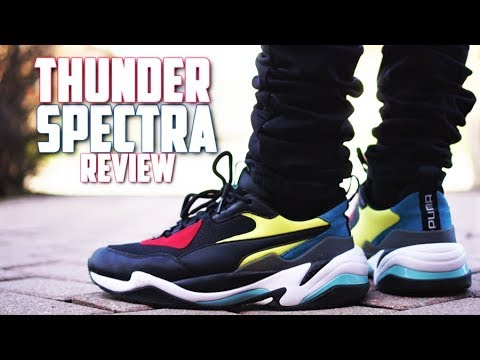 6bea431b3f8 Puma Thunder Spectra Review and On-Feet! (BEST DAD SHOE of 2018 ...