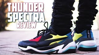 Puma Thunder Spectra Review and On-Feet