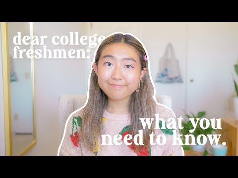 COLLEGE 101 // what you need to know before your first year.