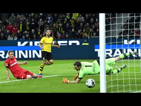 Bayer Leverkusen - Borussia Dortmund 4:3 (ANALYSE)