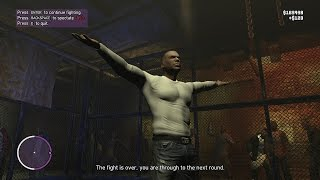 GTA 4 - The Ballad of Gay Tony - L.C. Cage Fighter [Bear Fight]