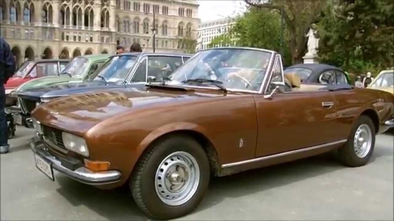 peugeot 504 v6 cabrio 1977 hd youtube. Black Bedroom Furniture Sets. Home Design Ideas