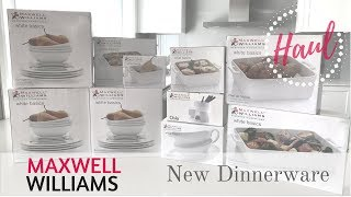HAUL | Maxwell Williams Dinnerware & Serving Dishes