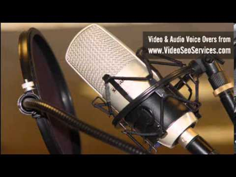 American Male Voice Overs - 12 Voice Over 'Samples Video'