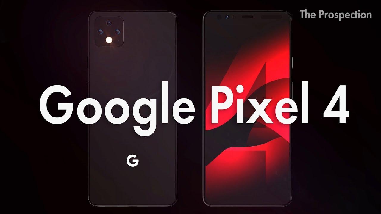 Google Pixel 4 XL - introduction