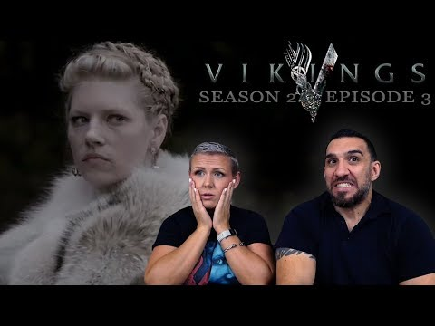 Vikings Season 2 Episode 3 'Treachery' REACTION!!