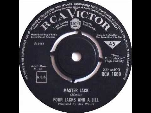 Four Jacks and a Jill - Master Jack (German Version)