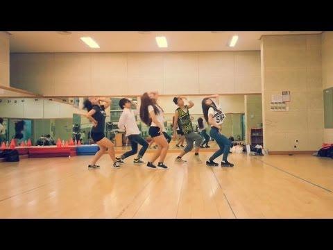 "Ailee - ""U&I"" Dance Choreography By Haramkun"