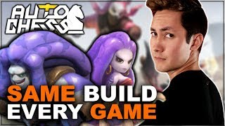 How To Force Any Build And Rank Up | Claytano Auto Chess Mobile 33