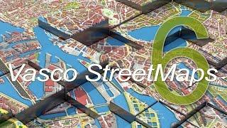 Vasco StreetMaps 6 - Einfach schöne Karten - Simply beautiful maps