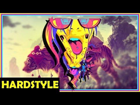 R3hab Vs Skytech & Fafaq - Tiger (AWal Hardstyle Bootleg Remix)
