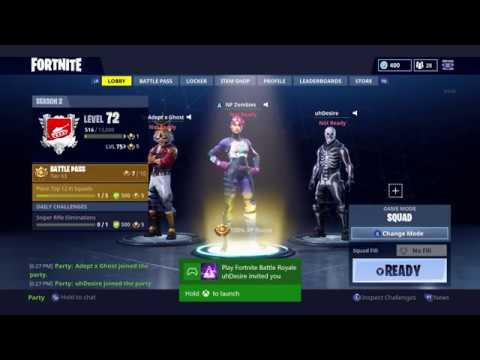 how to make friends on fortnite