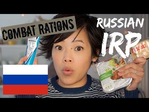Russian Individual Ration