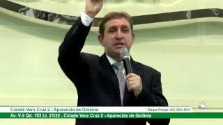 EXPERIMENTANDO UMA NOVA UNÇÃO 1ª Palavra Pr. Sandro Fontoura: OS TRÊS ANDARES DA ARCA 26/03/2014