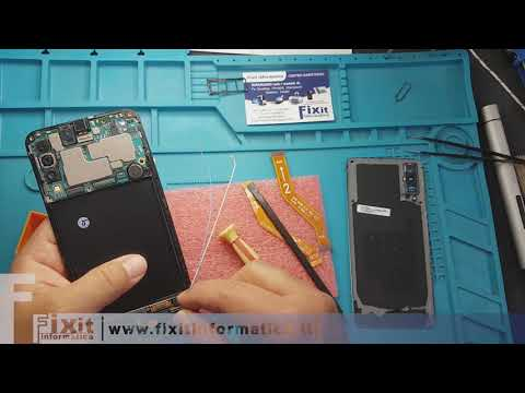 Samsung SM-A505 Galaxy A50 Sostituzione display - Display Replacement