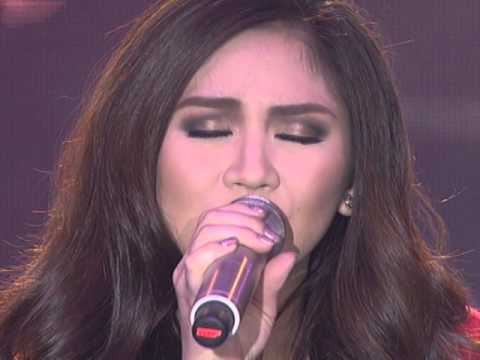 Sarah G sings 'Love Of My Live/ Kahit Kailan' with South Border