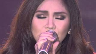 Repeat youtube video Sarah G sings 'Love Of My Live/ Kahit Kailan' with South Border