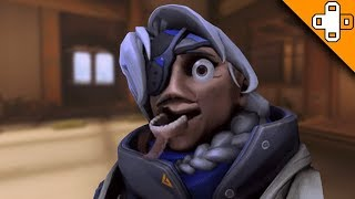 Ana, Are You OK? - Overwatch Funny & Epic Moments 652