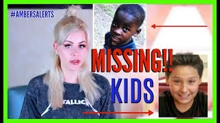 "WHERE IS James Kenney & Rondreis ""Junior"" Phillips?? AMBER'S ALERTS #3"