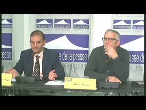 """Conferencia: """"Desafíos a la Libertad Religiosa en el S. XXI"""" (SUIZA)"""