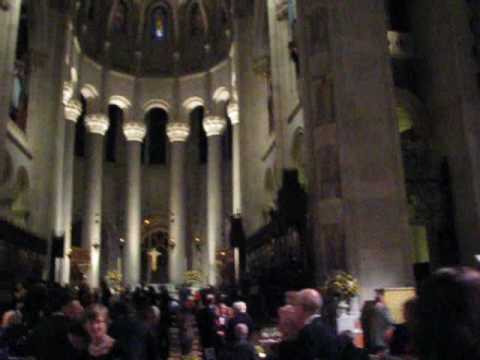 Rededicated Cathedral of St. John The Divine, NYC - Part 3