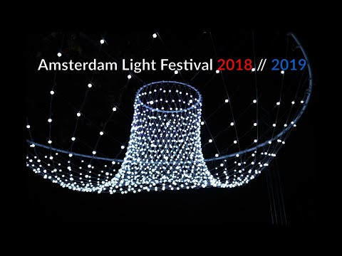 Amsterdam Light Festival edition 2018 - 2019