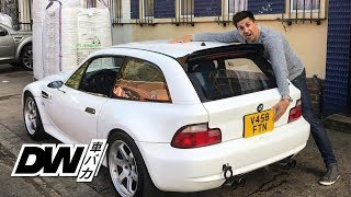 JDM BMW Z3M Coupe - Japanese import!