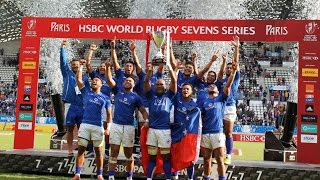 HIGHLIGHTS: Samoa produce INCREDIBLE comeback to win in Paris! -