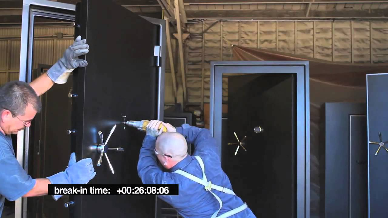 How to break into photo vault