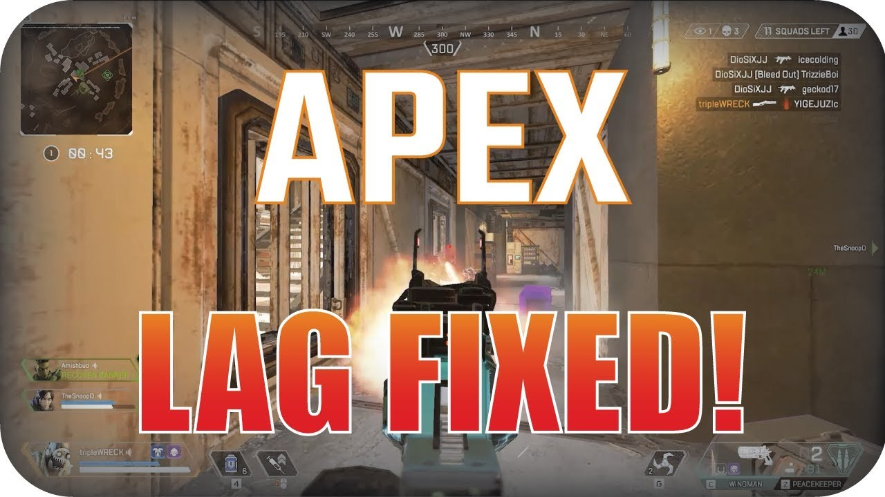 Apex Legends Lag Fix Guide - Netduma com