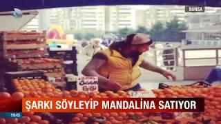 O Ses Pazar ! Bursa'dan Veysel Mutlu . Güzel Bir Ses Video